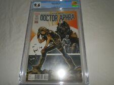 Star Wars Doctor Aphra #3 CGC 9.6 1st Magna Tolvan Freshly Graded Great Invest