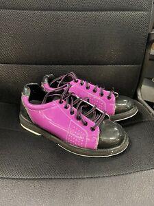 Women's Bowling Shoes Light Purple New Sz 9.5 New X-Strike Womens Bowling Shoes