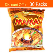 MAMA SHRIMP CREAMY TOM YUM INSTANT NOODLES 55G (Box of 30 PACKETS)