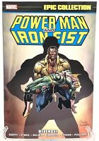 Power Man & Iron Fist Epic Collection Revenge Marvel Comics New TPB