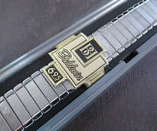 VINTAGE BALDWIN WRISTWATCH BAND NEW OLD STOCK EXPANSION BAND 19MM LUGS