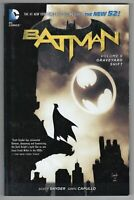 Batman Vol 6 GRAVEYARD SHIFT New 52 Paperback TPB (VF/NM)