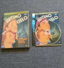 DVD EL SEPTIMO CIELO - SEVENTH HEAVEN 1937 - USA - JAMES STEWART - SIMONE SIMON