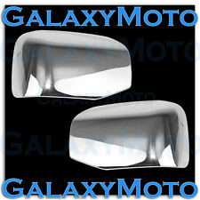 09-15 Honda Pilot LX EX EX-L Chrome Mirror Cover 2015 for WITHOUT Turn Signal
