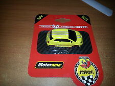 Fiat 500 Abarth 695 Ferrari special version - Die Cast 1:64 - New in Blister Box