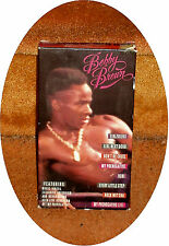 BOBBY BROWN - HIS PREROGATIVE 1989 - VHS MUSIC VIDEO INTERVIEW