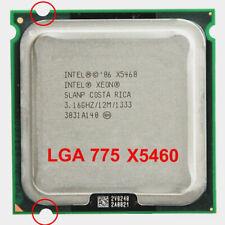 Intel Xeon X5460 Quad-Core 3.16GHz 12MB 1333MHz LGA775 No Need Adapter