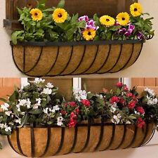 More details for wall-mounted coco liner coconut fiber flower basket liner flower pot decor