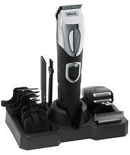 Wahl Mens Pro Deluxe Grooming Station Shaving Clipper Trimmer Kit - 9854-800