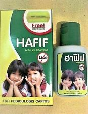 Anti Hair Lice Shampoo for PEDICULOSIS CAPITIS X1 Haffif Safe