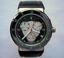 VW Volkswagen Golf GTI R32 Racing Motorsport Design Sport Uhr Chronograph