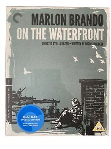 On The Waterfront Special Edition 2 Discs Blu Ray