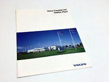 1996 Volvo 850 960 Series Canada Operations Brochure