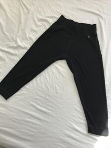 Smart Wool Women's Merino Wool Capris Sz S