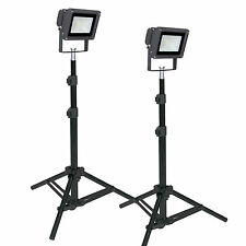 LED Mini Light Kit 3ft Light Stand For Table-Top Product Photography Video