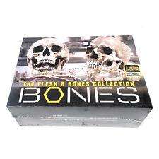 Bones: The Complete Series Seasons 1-12 (DVD, 2017) Box Set New Sealed **SALE**