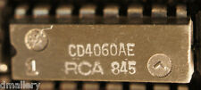 NOS RCA CD4060AE    qty 1    DIP16           Ship in USA tomorrow!