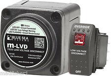 Blue Sea 7635 Low Voltage Disconnect LVD 65 A 12 V DC dual battery Marine 4x4