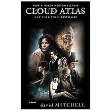 CLouD aTLaS by DaViD MiTCHeLL - 2012, MoVie Tie-iN eD. - FaTe & FaTaLiSM - PB