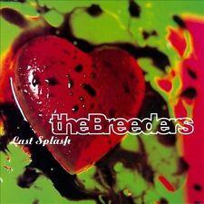 Last Splash by The Breeders (CD, Jun-1993, 4AD/BMG))