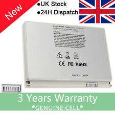 """BATTERY FOR APPLE MACBOOK PRO 17"""" INCH A1189 A1151 MA458 A1261 A1229 A1212 UK"""