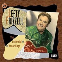 LEFTY FRIZELL - ESSENTIAL RECORDINGS 2 CD NEU