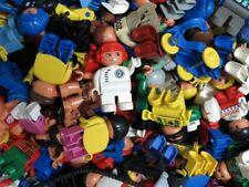 5 LEGO DUPLO Figurines Assortiment Multicolore Figurine Homme Femme Fille Garçon