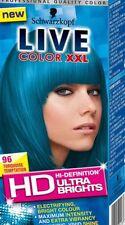 Schwarzkopf Permanent Blue Hair Colourants