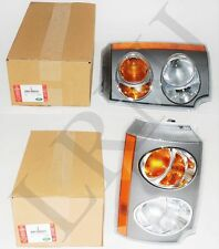 LAND ROVER RANGE ROVER L322 2003-2005 FRONT TURN SIDE SIGNAL LIGHT SET RH & LH