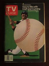 TV Guide October 1979 World Series Pirates Orioles Newsstand No Label