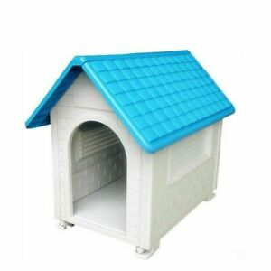 Plastic Indoor Outdoor Animal Shelter Dog Kennel Pet Cat Home Shelter Kennel