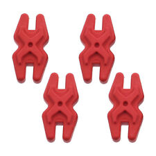 PSE Limb Gen-X Red Color Rubber Vibration Dampener 4 Pack 01318RD #58917