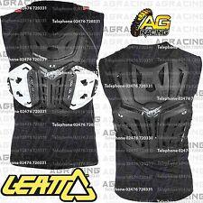 Leatt Adult 4.5 Black Body Vest Chest Back Armour Large XL Motocross Enduro Quad