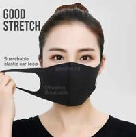 3 PCS Reusable Washable Breathable Fashion Unisex Mouth Face Mask Cover Protect