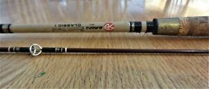 Vintage c.1950's 2 Pc. Gladding South Bend Classic I ~ 6 1/2' Spin Fishing Rod