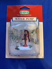 Lemax Village Collection Water Pump 1995 Christmas Dollhouse Miniature