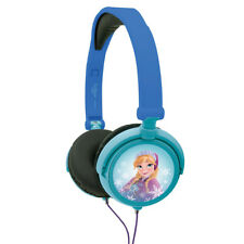 Lexibook Disney Frozen Kids Foldable Stereo Headphones with Volume Limiter
