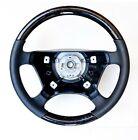 Mercedes Benz BIRDSEYE MAPLE wood steering wheel W140 S, W202 C, W210 E