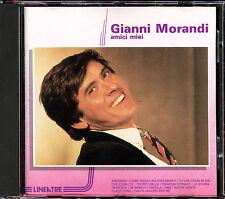 GIANNI MORANDI - AMICI MIEI - CD ALBUM [276]
