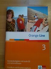 Orange Line3 Standardaufgaben mit Audio-CD und Lehrersoftware Grundkurs und Erwe