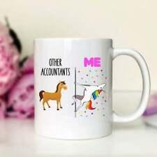Other Accountants Me Unicorn Accountant Mug Accountant Gift Funny Accountant Mug