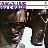 What'D I Say - Ray Charles LP Vinyle Wax Time Records