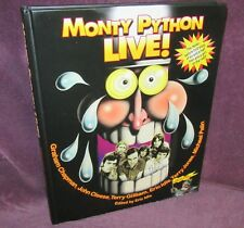 MONTY PYTHON LIVE! ~ Eric Idle. Chapman, Cleese, Gillian  Hb 2009  NEW  in MELB!