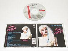 NINA HAGEN/THE MUY BEST OF(CBS 467339 2)CD ÁLBUM