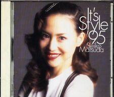 Matsuda Seiko - It's Style '95 - Japan CD - J-POP - 11Tracks