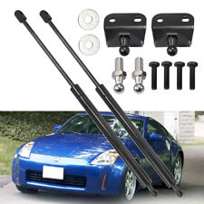 For 2003-09 Nissan 350Z Car Rear Gas Trunk Tailgates Struts Lift Support x2 USA