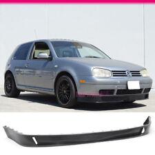 Fits 99-04 Volkswagen Golf MK4 P2 Style Front Bumper Lipc PU Urethane