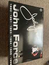JOHN FORCE NHRA 6X CHAMPION 1996 MUSTANG FUNNY CAR LIMITED EDITION 1:24 DIECAST