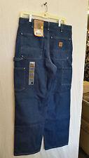 Carhartt mens carpenter jeans B13DST 34x32