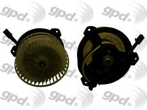 HVAC Blower Motor fits 1993-1997 Eagle Vision  GLOBAL PARTS